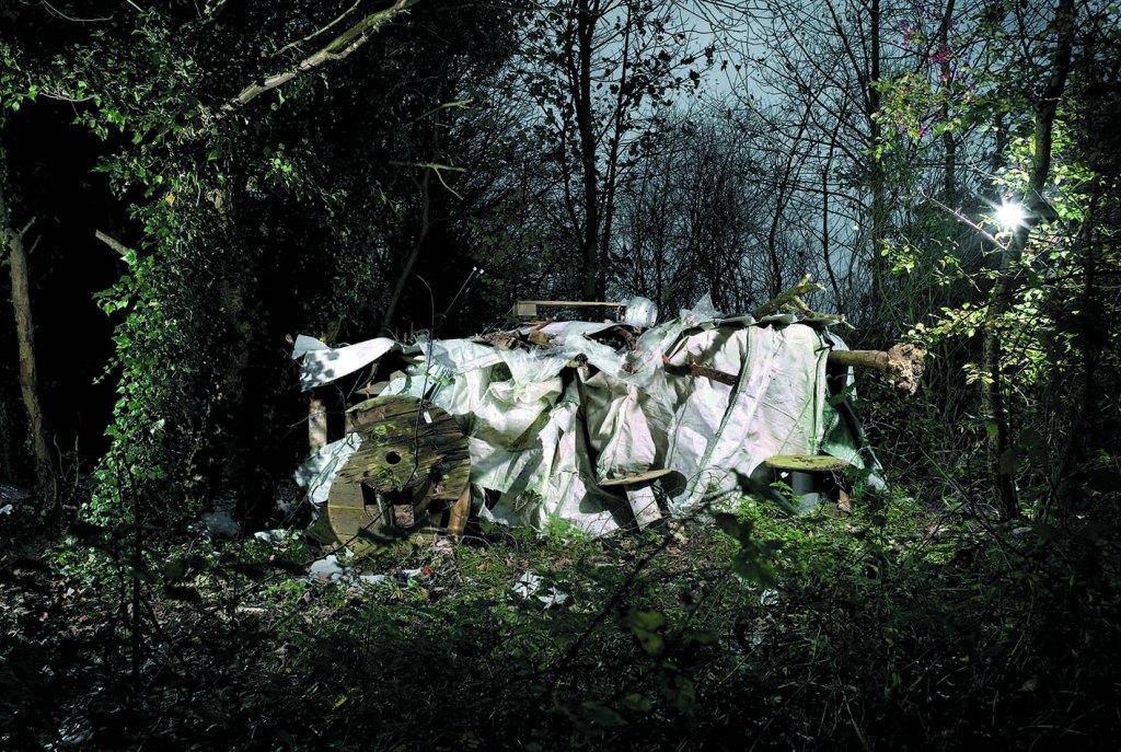 Photo Jean Revillard serie Jungle exposition Regard Migrants 2019 Friche la belle de Mai